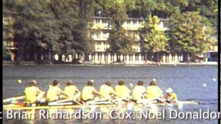 1979 Bled World Rowing Championships Men's 8+