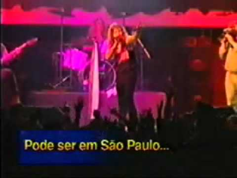 In the Kingdom: Whitecross live in Brazil 1994