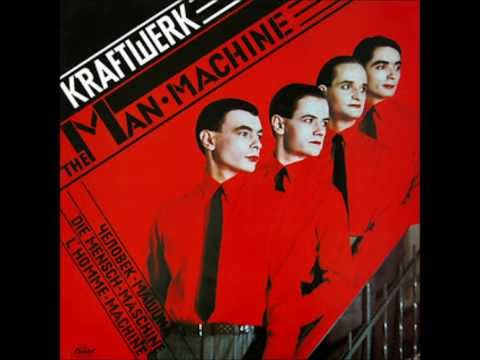 Kraftwerk - We Are The Robots