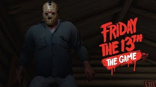 Всех выпотрошу - Friday the 13th: The Game