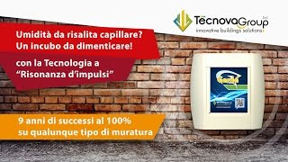 Genié di Tecnova Group Srl - Batte l'umidità da risalita capillare - Full Version