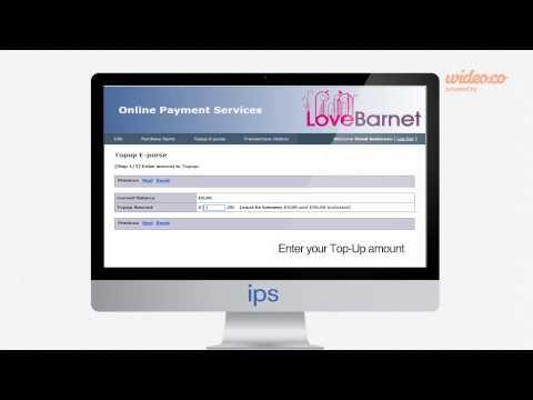 IPS LLP - Online Top-Up