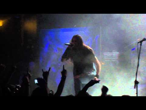 Iced Earth-Intro&Dystopia Live In Athens gagarin 205 18-11-2011