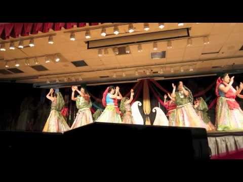 Jain Center Dance-- Garba video