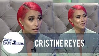 Cristine Reyes talks about her first ever action movie | TWBA