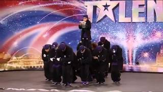 BEST TALENT EVER - Britains Got Talent Diversity Dance Performance