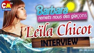 Leila Chicot Dans Barbara Remets nous des glaçons #CMTROPICAL