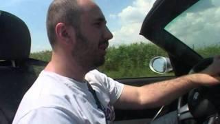 BMW Z4 Тест Драйв