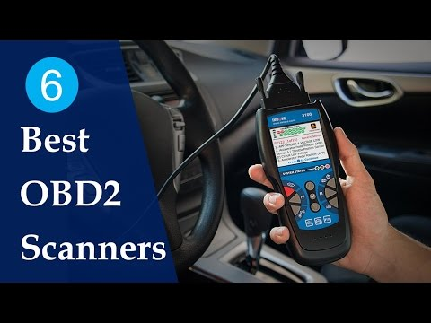 Best OBD2 Scanners 2017 Tool Review (reads ABS.SRS Airbag)