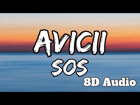 Avicii - SOS - 360° sound (8D)