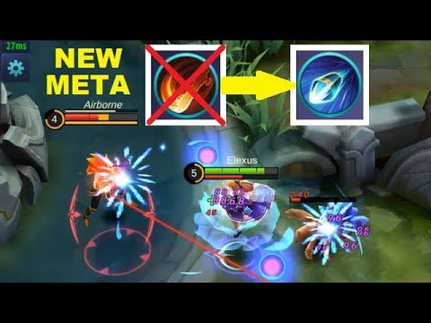 Proving Guinevere + Flaming Shot Is The Best (New Meta) - Solo Rank Legendary Build Perfect Gameplay