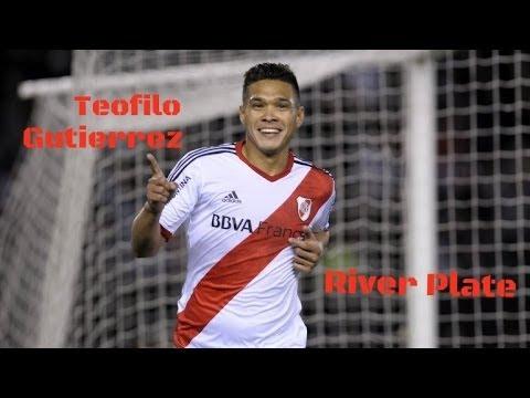 Teofilo Gutierrez | River Plate Grandes Jugadas