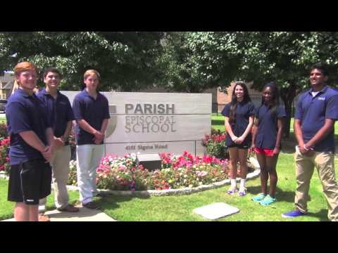 Parish Episcopal School 2014-2015 Senior Gift