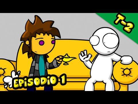 Vete a la Versh - Episodio 1: La Lámpara Mágica