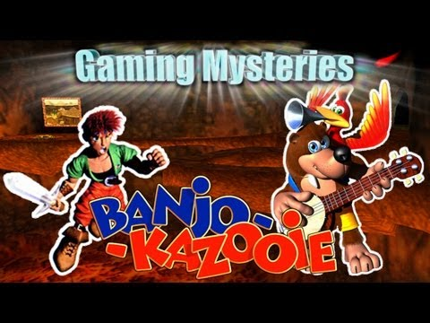 Gaming Mysteries: Project Dream / Banjo Kazooie Beta (SNES / N64)