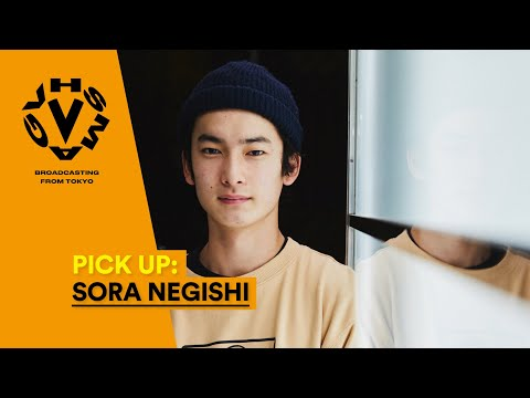 SORA NEGISHI PICK UP PART [VHSMAG]
