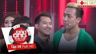 ĐÀN ÔNG PHẢI THẾ MÙA 2 | TẬP 8 FULL HD: LÊ LỘC- PUKA- BẢO TRÂN- NGÔ PHƯƠNG ANH (28/10/2016)