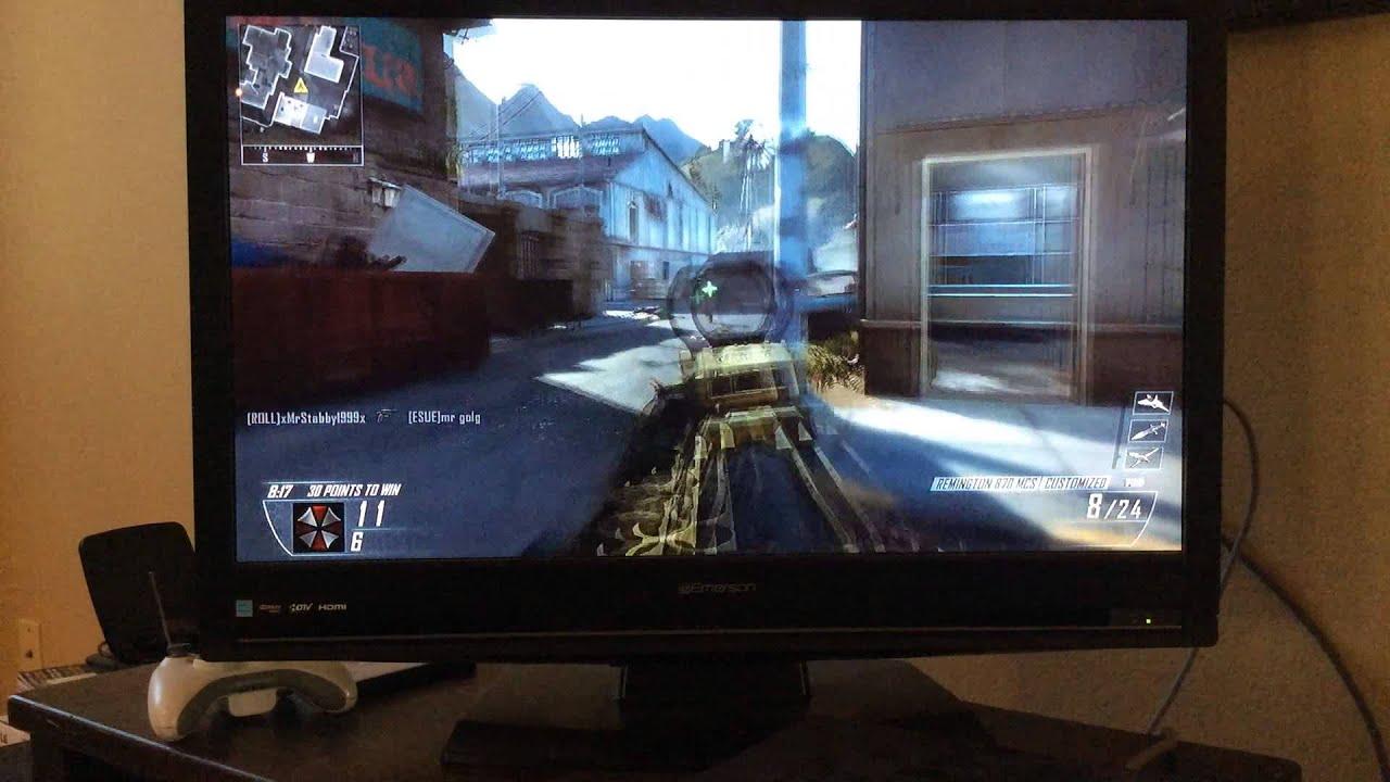 Bo2 Gold shotgun - YouTube M1216 Black Ops 2