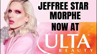 JEFFREE STAR X MORPHE BRUSHES NOW AT ULTA BEAUTY