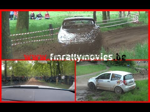 Sezoensrally 2013 (MISTAKES + SPIN Geusens) [HD]