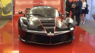 Ferrari 70 aniversario Marbella ( LaFerrari Aperta, LaFerrari, +40 Ferrari..) 1/2