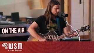 "Lukas Nelson – ""Funny (How Time Slips Away)"" in RCA Studio B | LIVE on WSM Radio | WSM Radio"