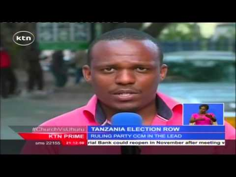 Latest comprehensive news from Tanzania