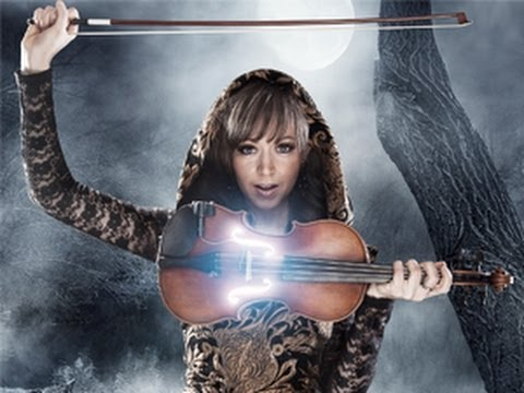 Lindsey Stirling - Full Live Show Rockefeller Oslo Norway 27-06-2013