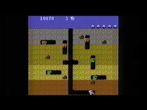 Classic Game Room HD - DIG DUG for Atari 5200 review