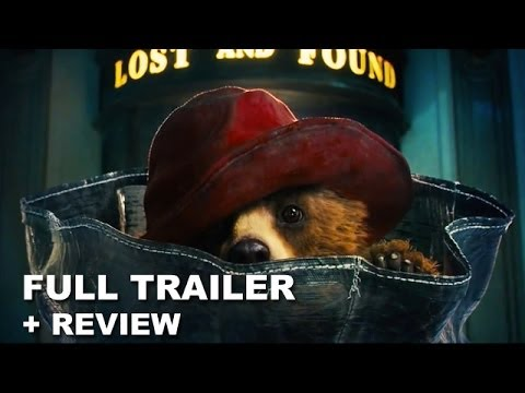 Paddington 2014 Official Trailer + Trailer Review : HD PLUS