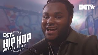 Tee Grizzley Instabooth Freestyle | BET Hip Hop Awards 2017