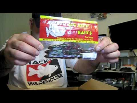 Fishing report - Tackle Warehouse Fishing Order July/30/2012 (TeamRippnLipz1) Video