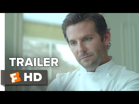 Burnt Official Trailer #1 (2015) - Bradley Cooper, Sienna Miller Movie HD