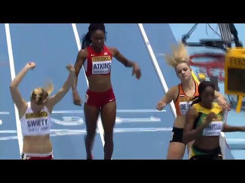 Rosolova Wipes-out in 400m Championship - Universal Sports