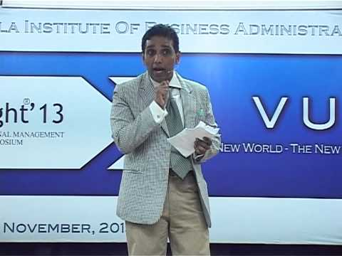 Insight 13 - Keynote Speech by Dr.Rajkumar Chairman Lifeline...