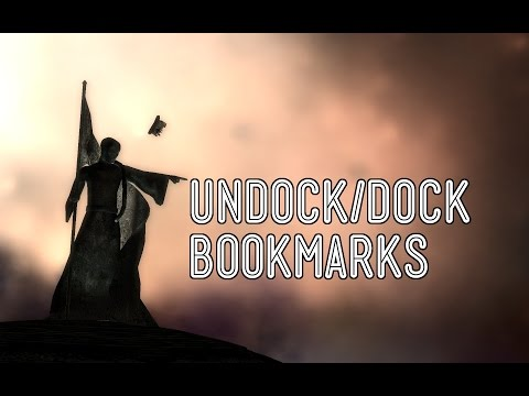 Undock & Dock Bookmarks
