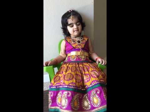 Chitti Chilakamma By Bhoomi video