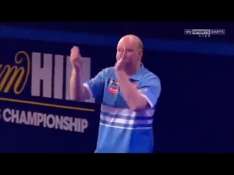 Walk On - Vincent van der Voort | WC2016 Round 3