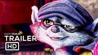 Download Lagu SLY COOPER Official Trailer (2018) Animated Movie HD Gratis STAFABAND