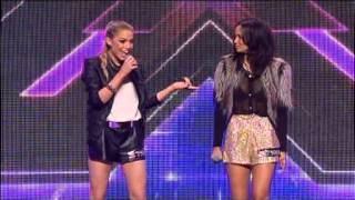 Good Question - Auditions - The X Factor Australia 2012 night 3 [FULL]