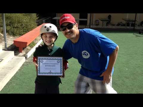 Del Mar Pines School - Mountainboarding Program - First Graduating Class 2012 K-3 & 3-6