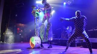 A Beardyman 'Disco Gypsy Fish' Tribute by the Circus Drummer