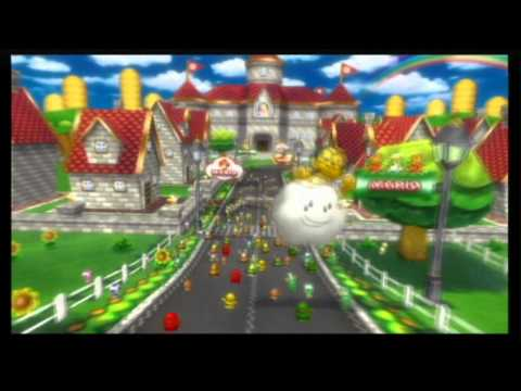 Man VS Boy: Episode 2 (Mario Kart Wii Battle)