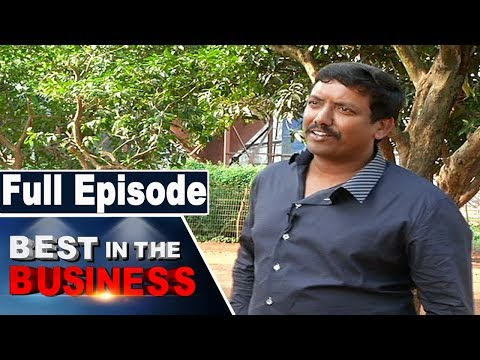 Sakku Group MD Madhu Paruchuri | Best in the Business | Full Episode | ABN Telugu