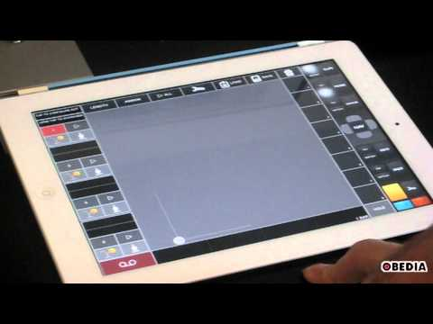 touchAble 1.2 on the iPad with Ableton Live