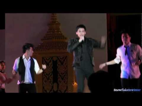 111203 Bie บี้ @ sanamluang concert : Medley Song