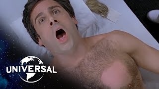 The 40-Year-Old Virgin | Chest Waxing Scene