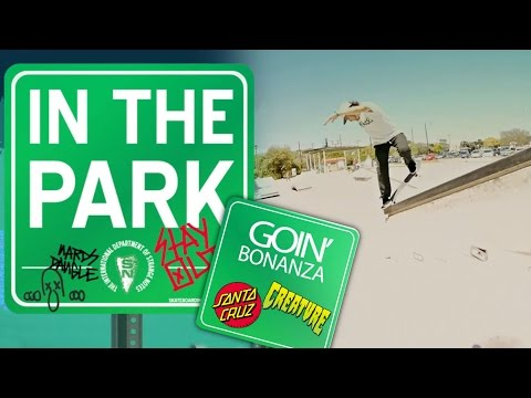 In The Park with the Goin' Bonanza Crew!