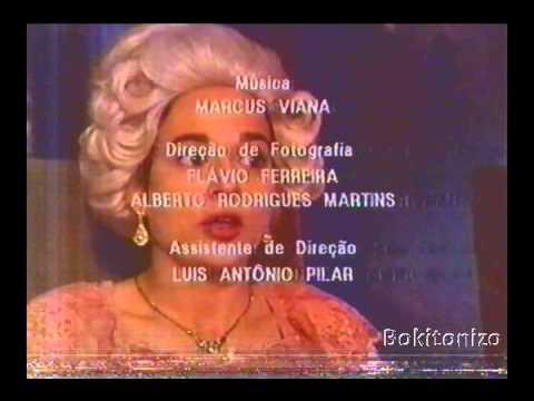Rede Manchete Intervalo Comercial - Ultimo Capitulo Novela Xica Da Silva 1997 - Parte 04
