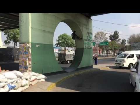 Pipes and @downsouthinhell in Mexico City via @nuge666 | Shralpin Skateboarding